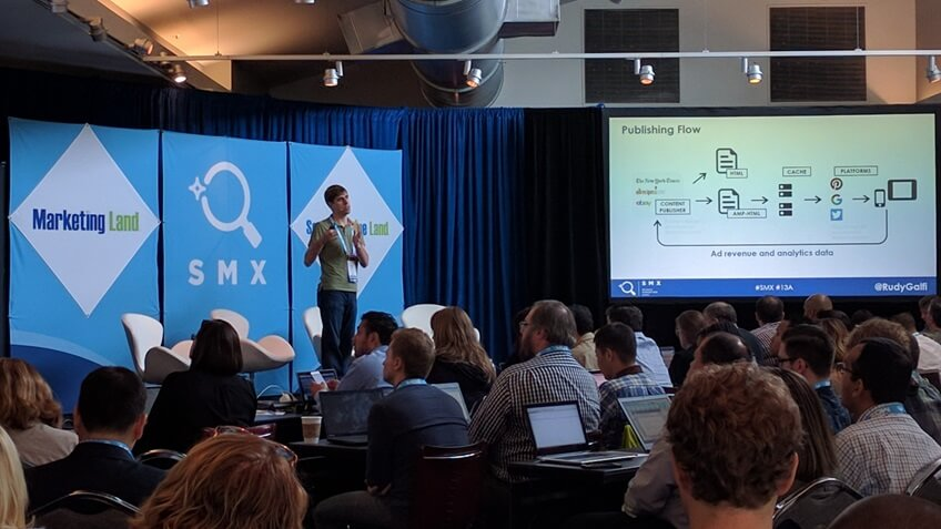 SMX Advanced 2016 - AMP